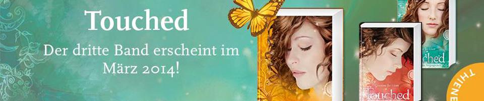 """Coming Soon: """"Touched, Die Macht der ewigen Liebe"""" von Corrine Jackson"""