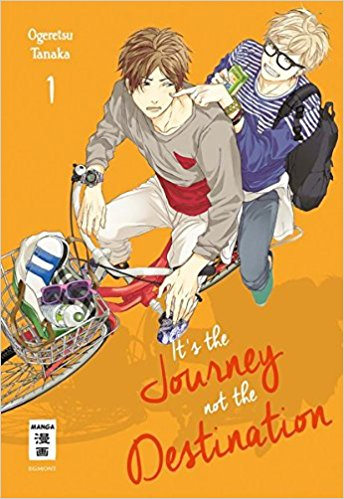 "Rezension ""It's the journey not the destination 01"" von Ogeretsu Tanaka"