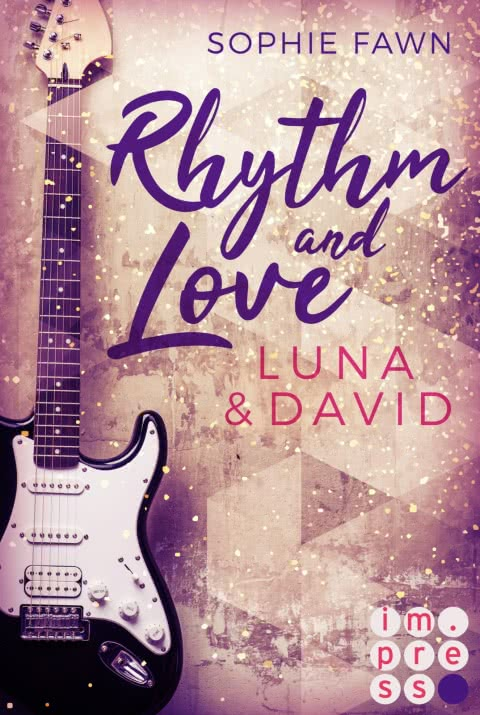 "Rezension: ""Rhythm and Love 1: Luna und David"" von Sophie Fawn"