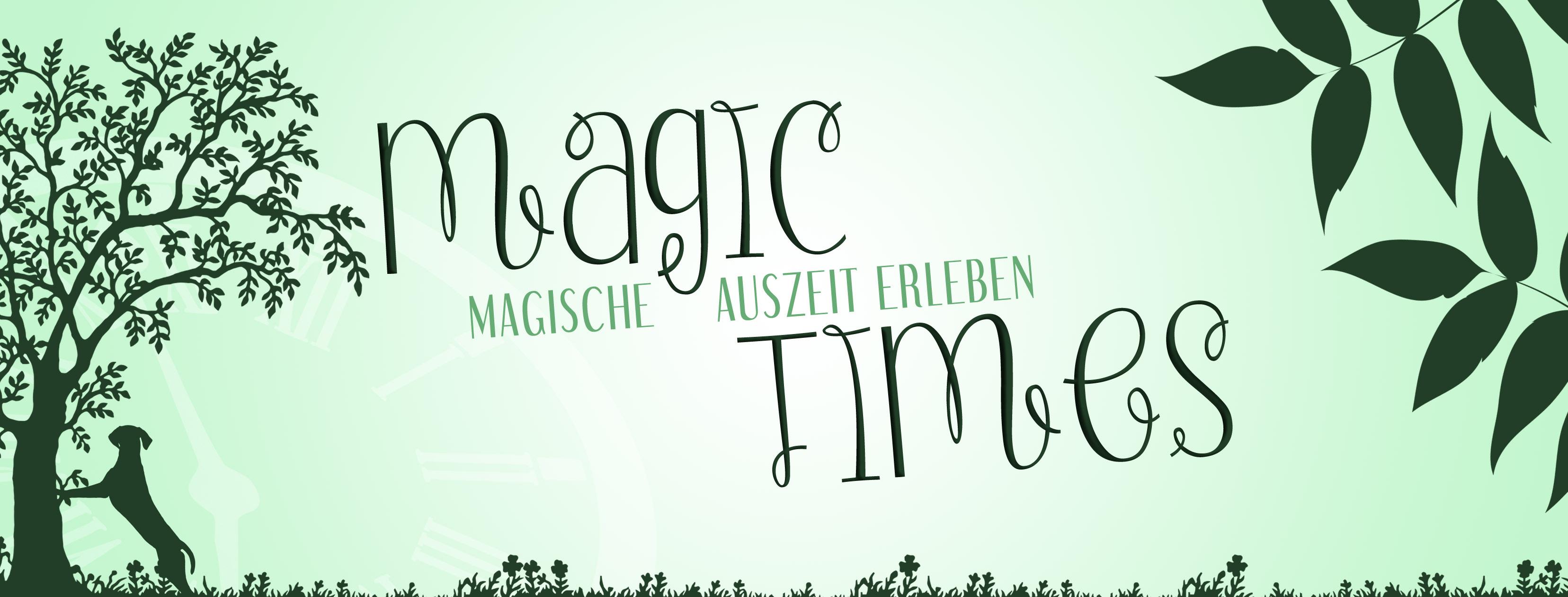 """Blogvorstellung: """"Magictimes – Magische Auszeit erleben"""""""