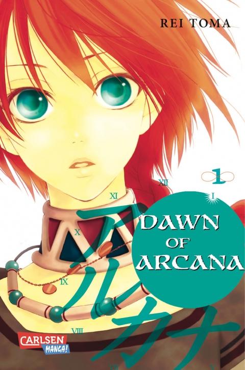 Cover Dawn of Arcana