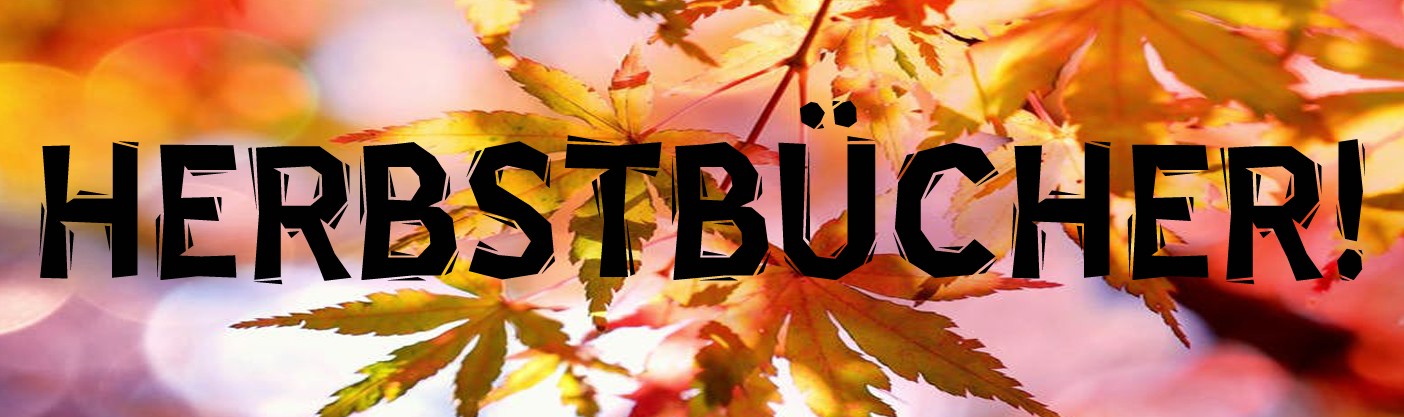 Herbstbücher für gemütliche Stunden!