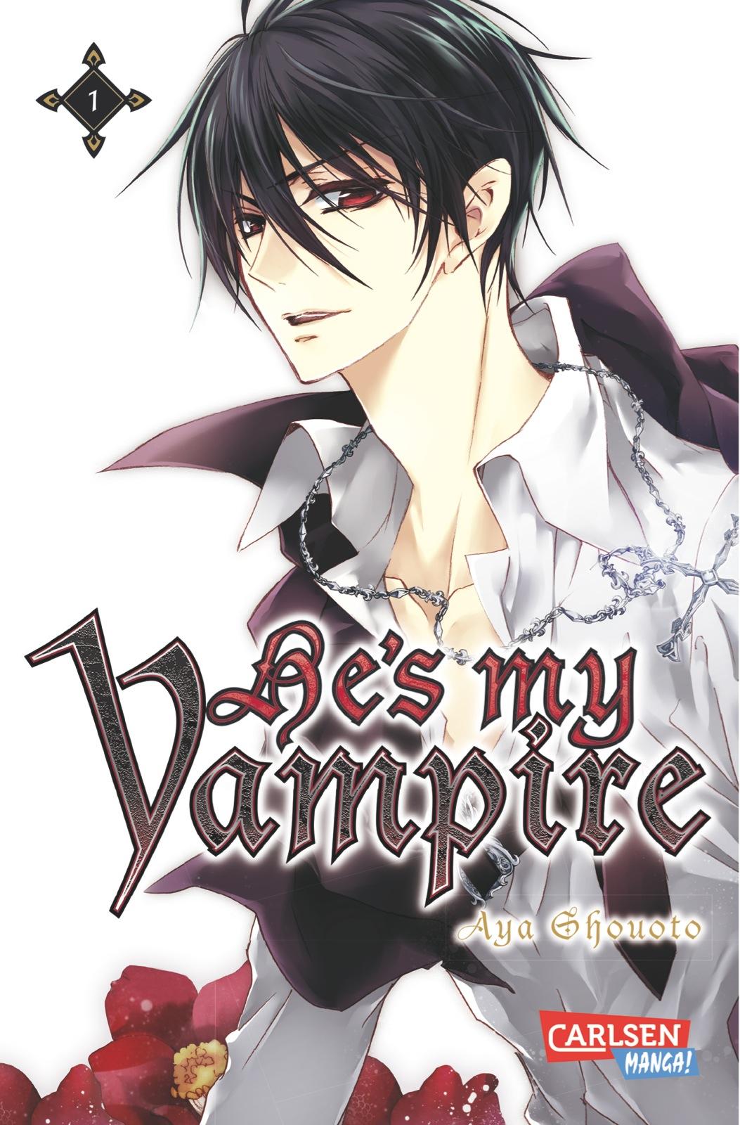 He's my Vampire, Band 1