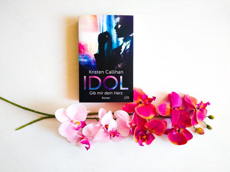 Rezension: »IDOL – Gib mir dein Herz (VIP-Reihe 2)«  von Kristen Callihan