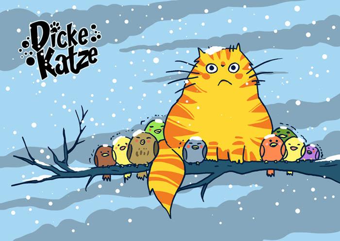 KatzePostkarteWinter_small