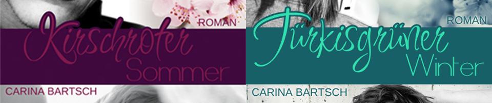 """Rezension: """"Kirschroter Sommer"""" von Carina Bartsch"""