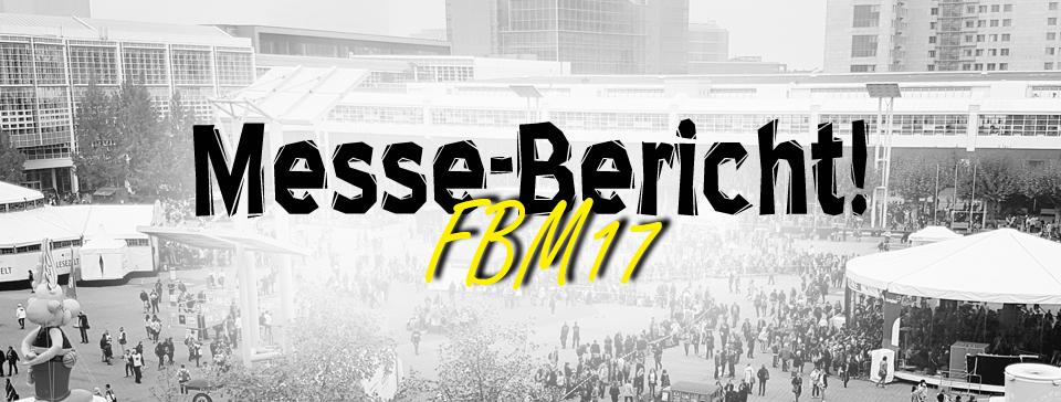 Messebericht: Frankfurter Buchmesse 2017!