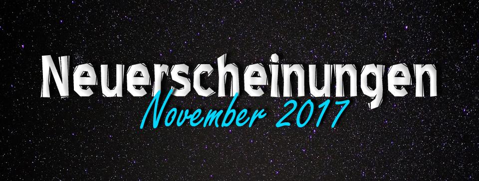 Neuerscheinungen November 2017