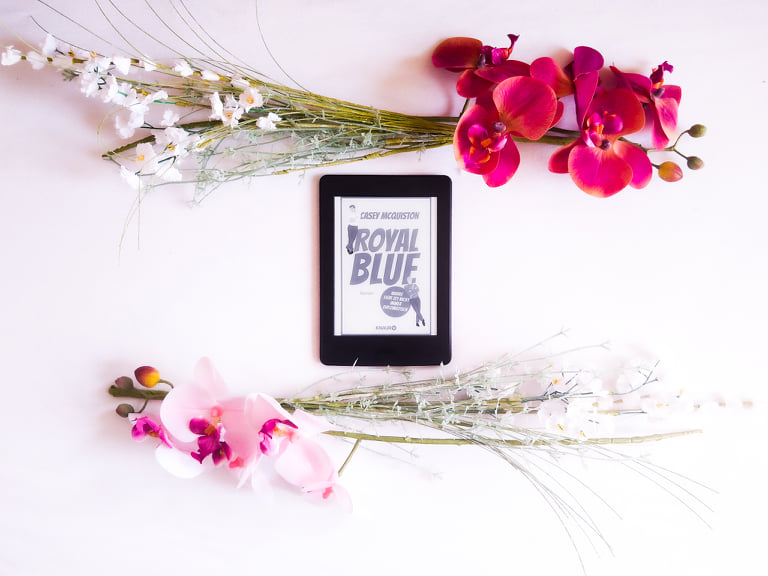 »Royal Blue« von Casey McQuiston
