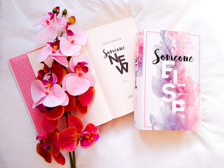 Rezension: »Someone Else« von Laura Kneidl