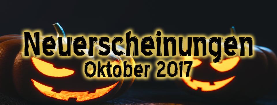 Neuerscheinungen Oktober 2017