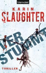 """""""Verstummt"""" von Karin Slaughter"""