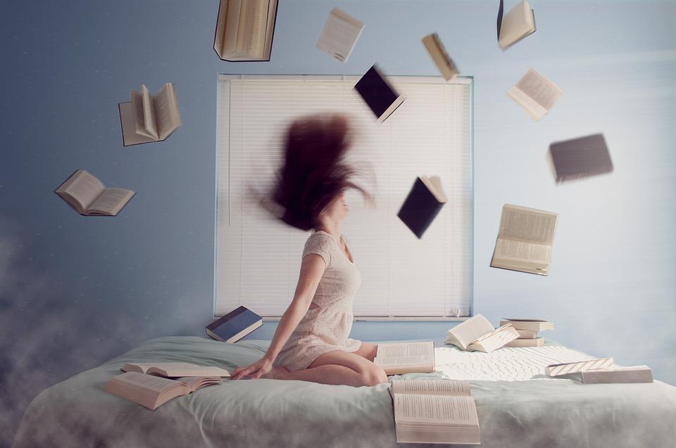 Von Leseflauten und Leselaunen